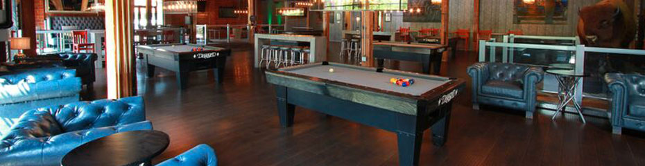 Book An Event With Us Slate Billiards Eat Party Play - Pool table rail caps